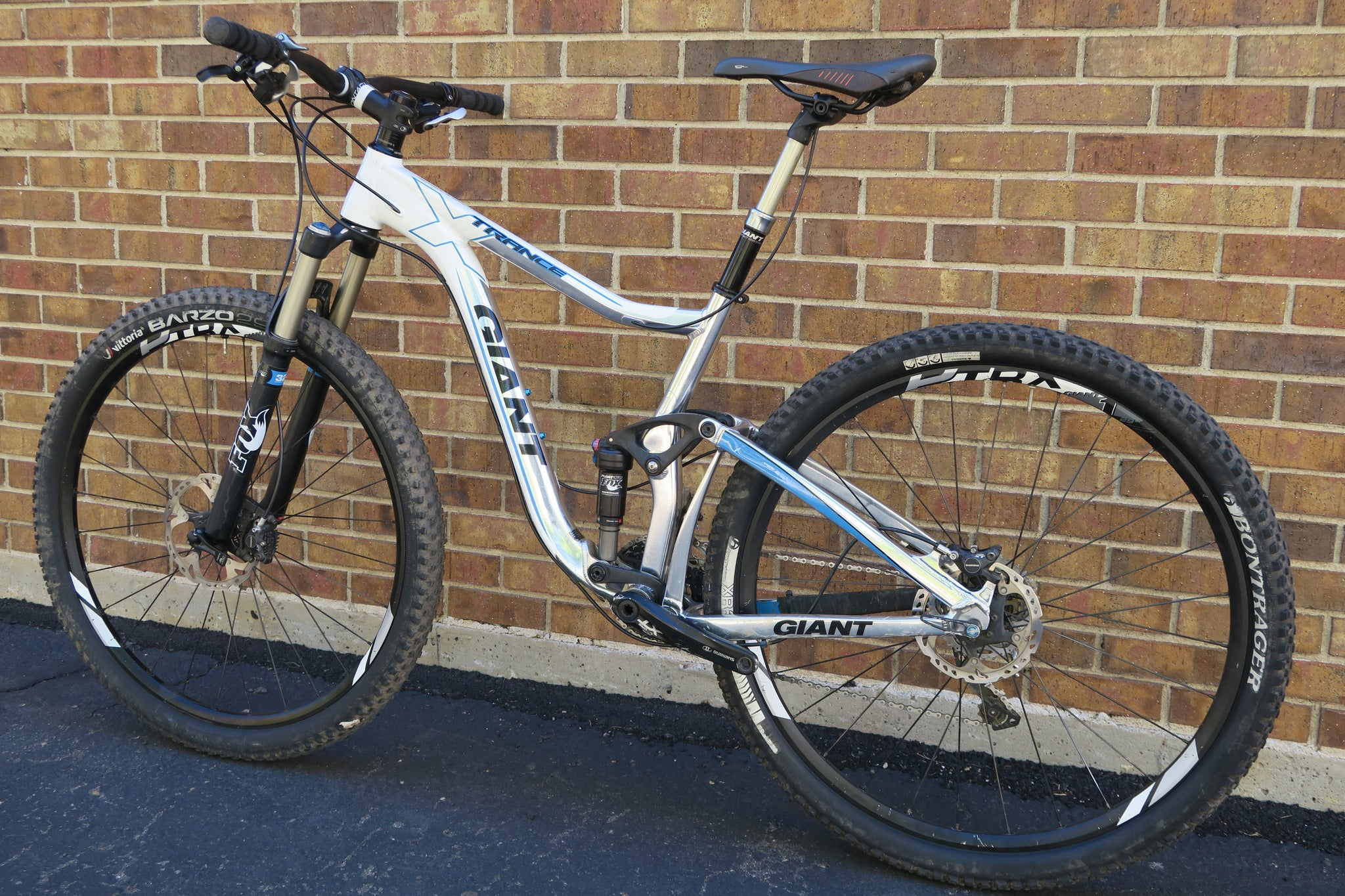 2014 GIANT TRANCE X 0 29""
