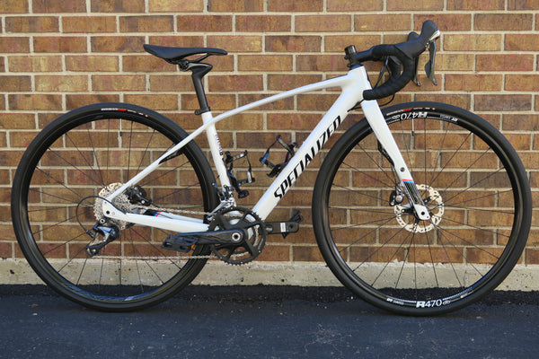 2016 Specialized Diverge Expert Carbon Altitude Bicycles