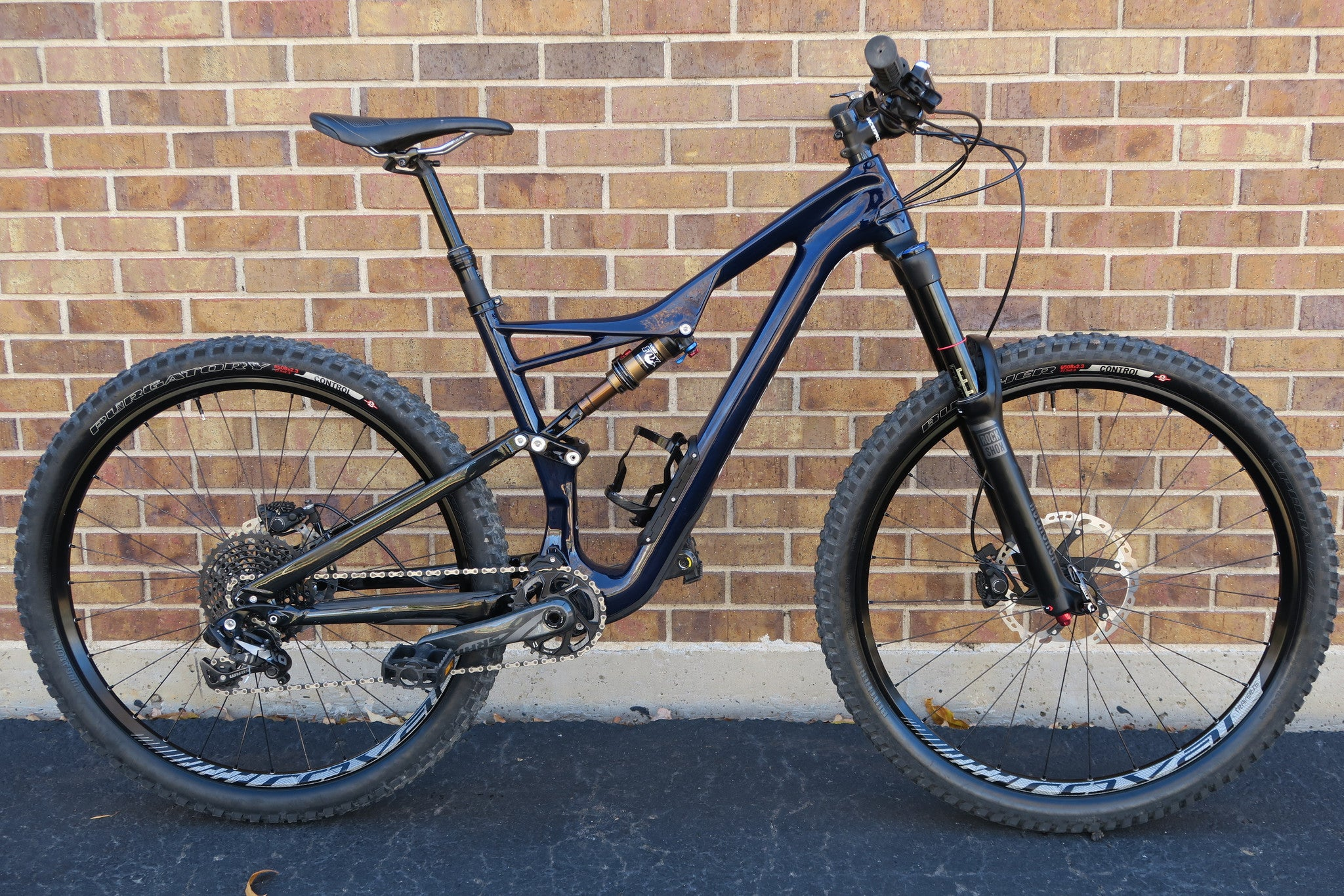 2016 SPECIALIZED STUMPJUMPER EXPERT 650B