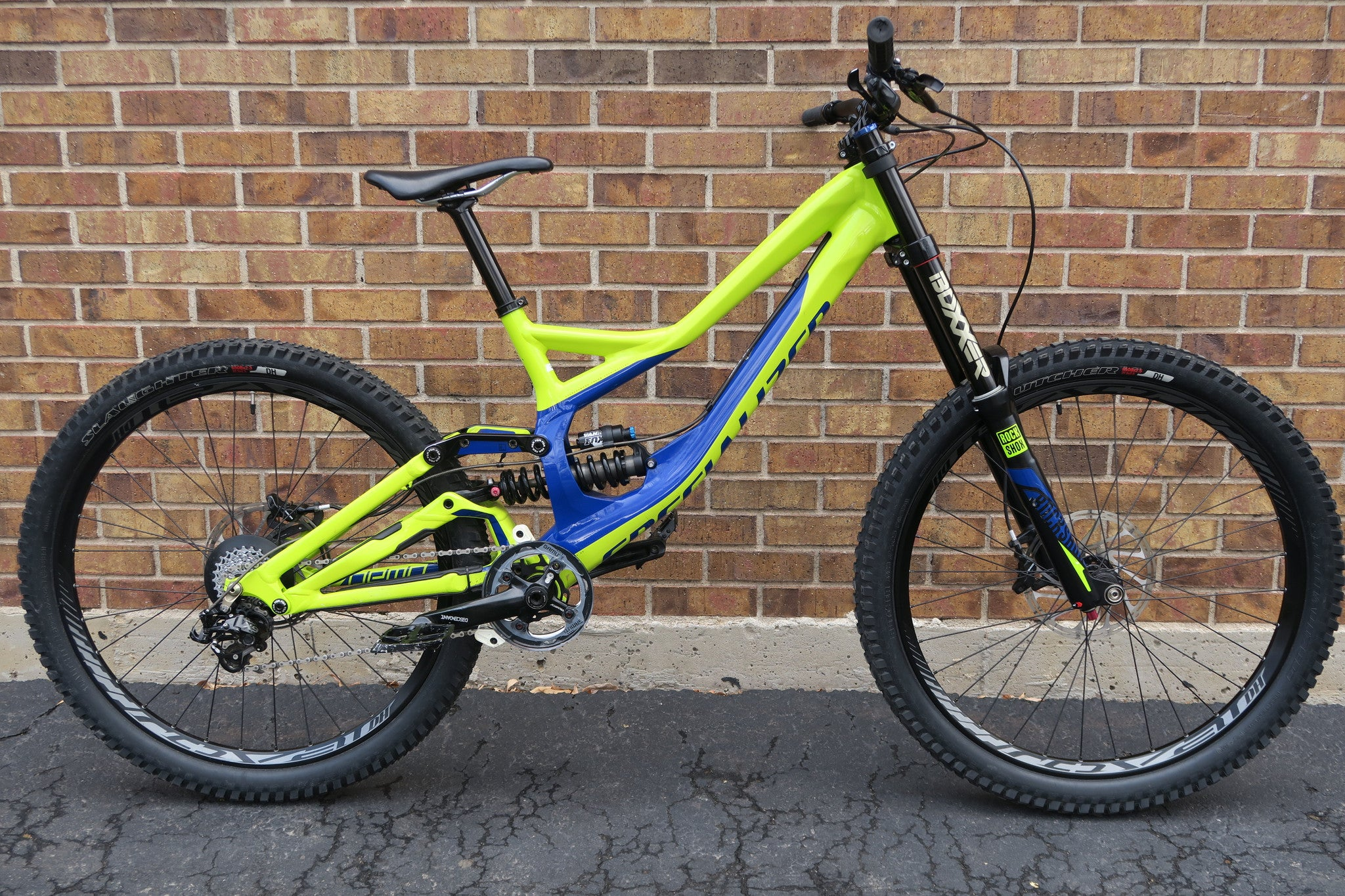 2015 SPECIALIZED DEMO 8 I 27.5