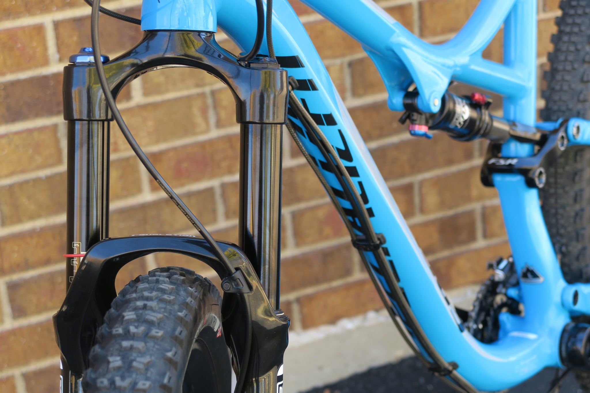 2015 SPECIALIZED STUMPJUMPER FSR COMP EVO 29""