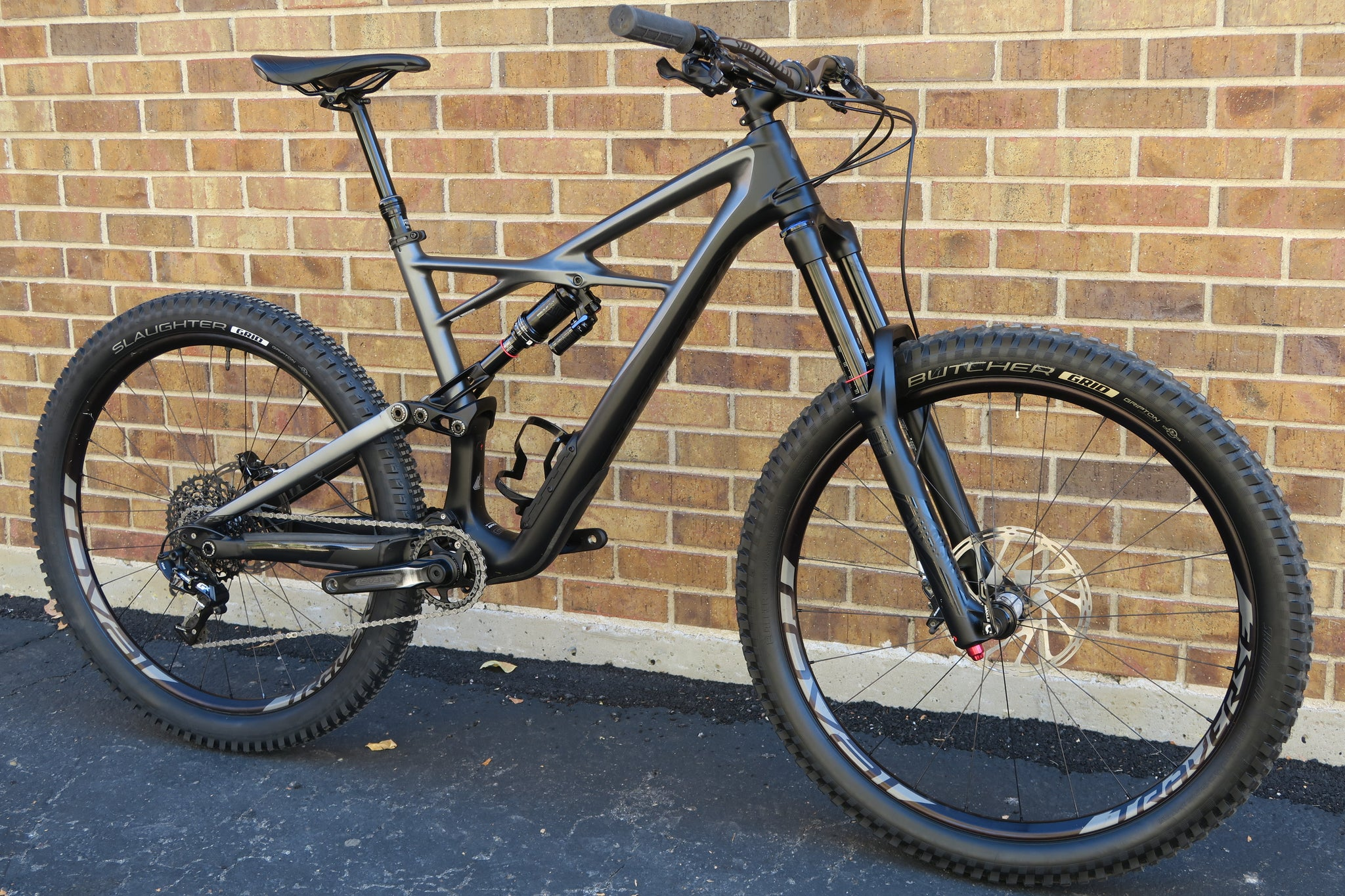 2017 SPECIALIZED ENDURO ELITE CARBON 650B