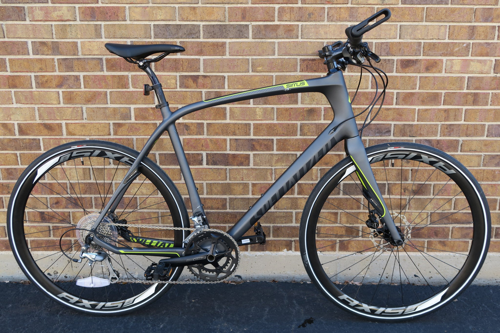 2015 SPECIALIZED SIRRUS COMP CARBON DISC