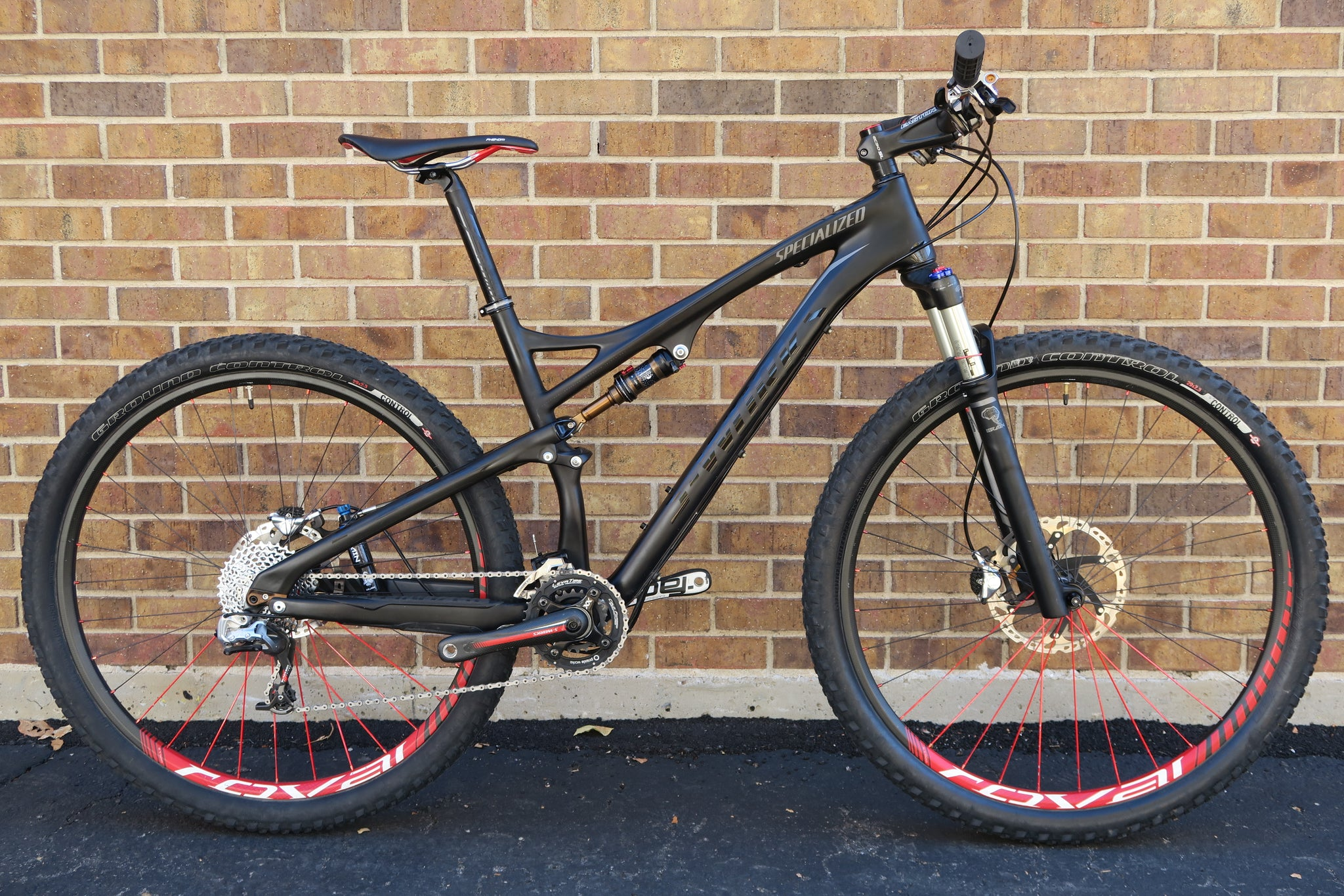 2013 SPECIALIZED S-WORKS EPIC CARBON 29