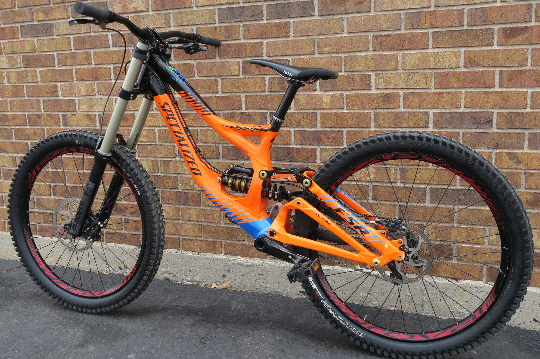 2012 SPECIALIZED DEMO 8 TROY LEE DESIGNS Limited Edition