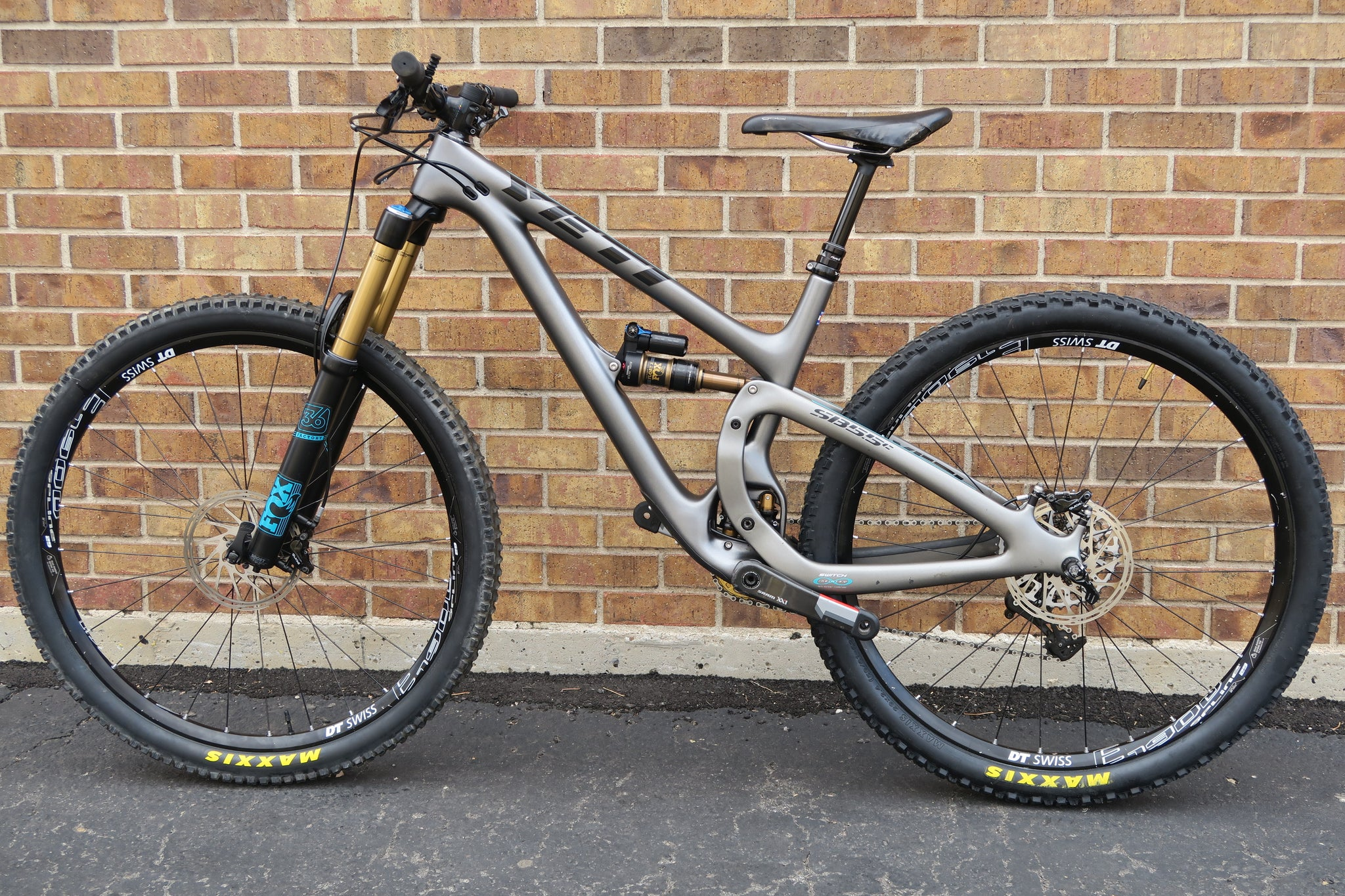 2016 YETI SB5.5C CARBON XX1 KIT 29""
