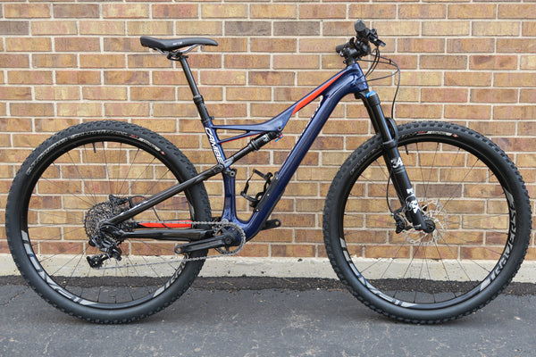 2017 SPECIALIZED CAMBER EXPERT CARBON 29""