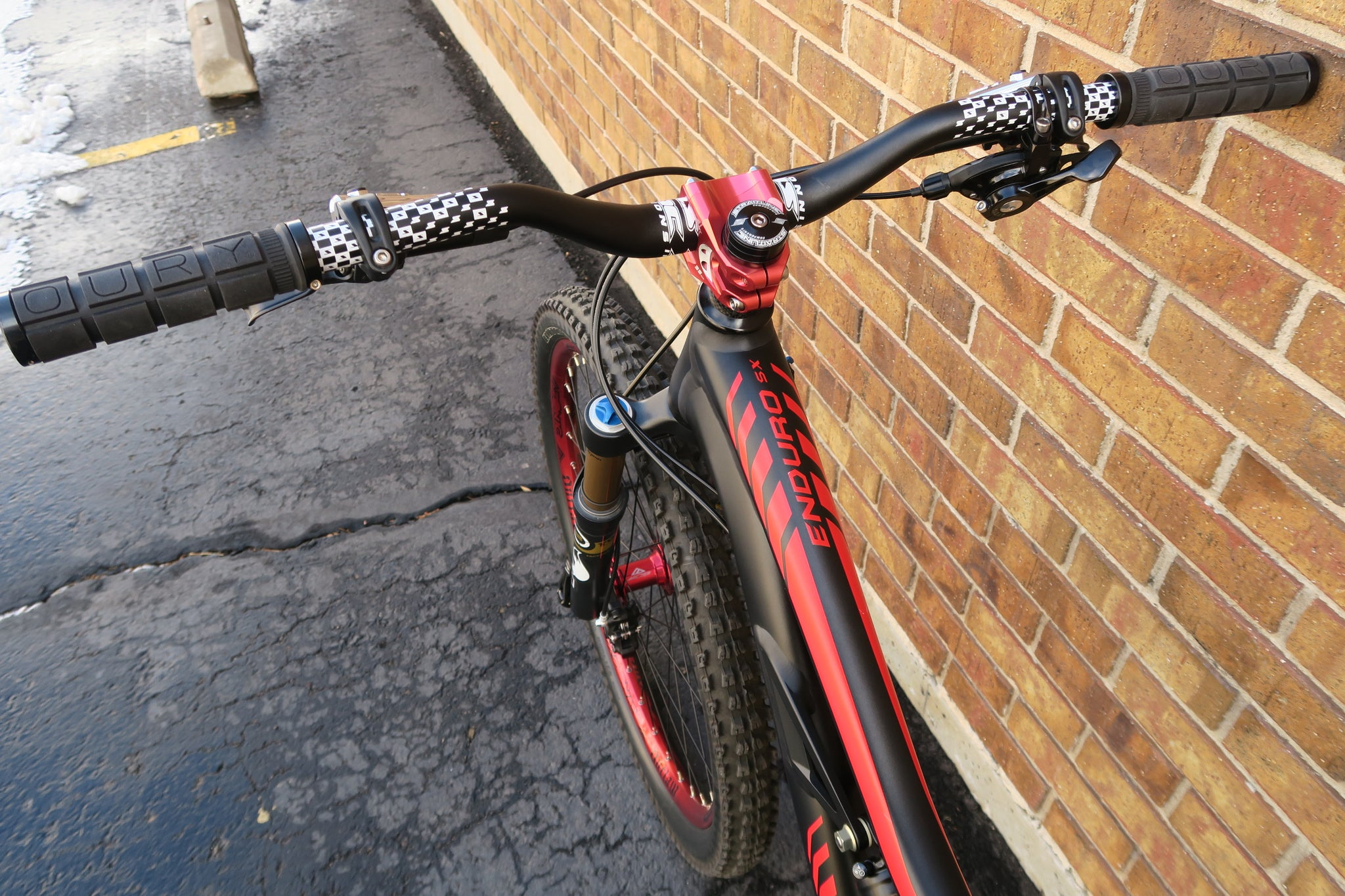 2014 SPECIALIZED ENDURO SX 26""