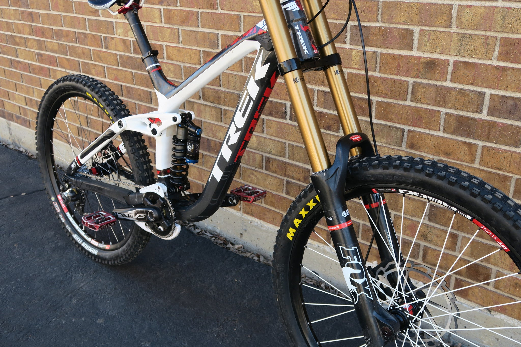 2013 TREK SESSION 9.9 CARBON TEAM ISSUE