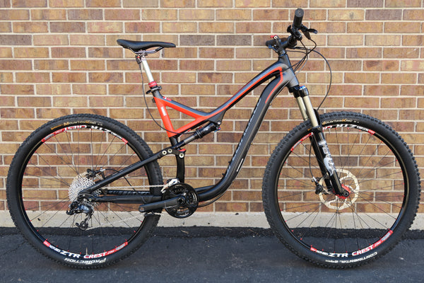 2013 SPECIALIZED STUMPJUMPER FSR COMP 29 XL