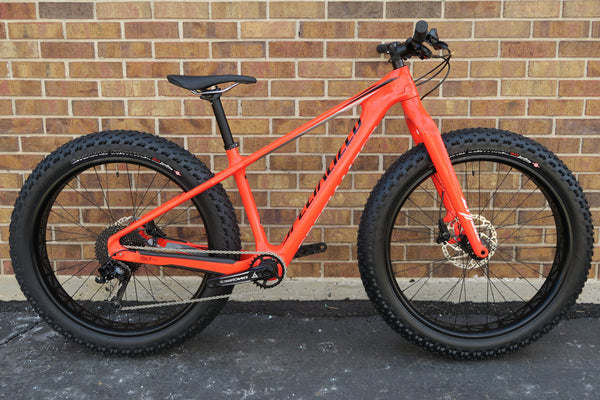 2017 SPECIALIZED FATBOY COMP CARBON