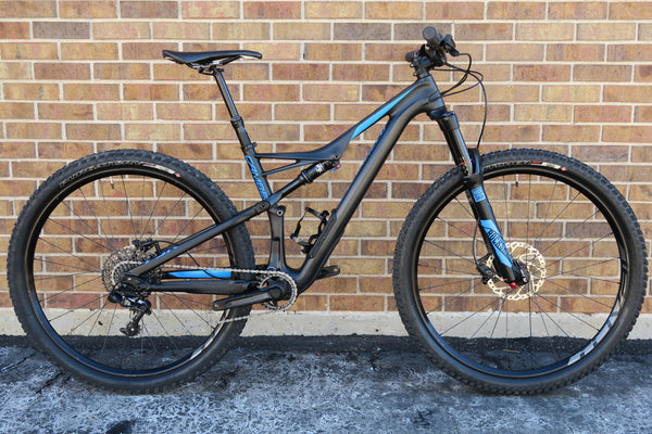 "2017 SPECIALIZED CAMBER COMP CARBON 29"" M"
