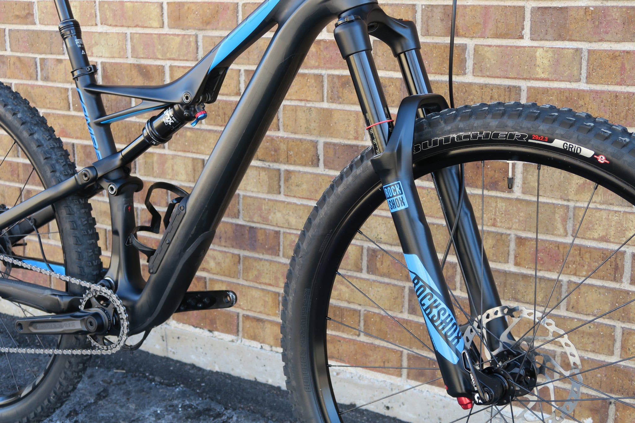 2017 SPECIALIZED CAMBER COMP CARBON 29""