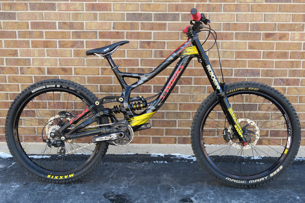 "2013 S-WORKS DEMO 8 CARBON TROY LEE DESIGNS 26"" M"