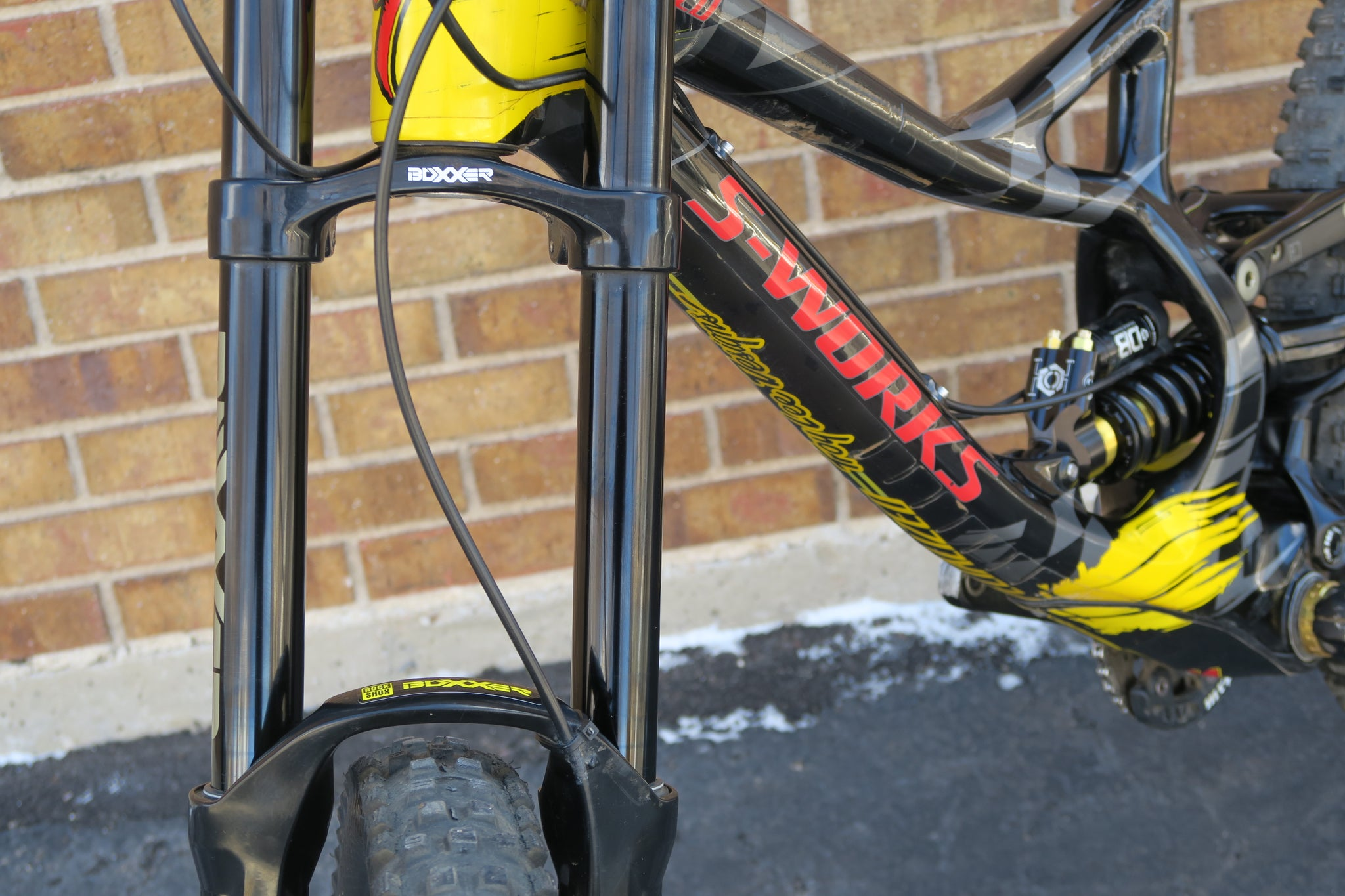 2013 S-WORKS DEMO 8 CARBON TROY LEE DESIGNS 26""
