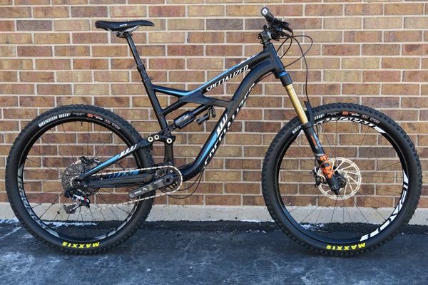 2015 SPECIALIZED ENDURO ELITE 650B L