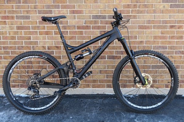 "2016 BANSHEE RUNE ALL MOUNTAIN BIKE 27.5"" L"