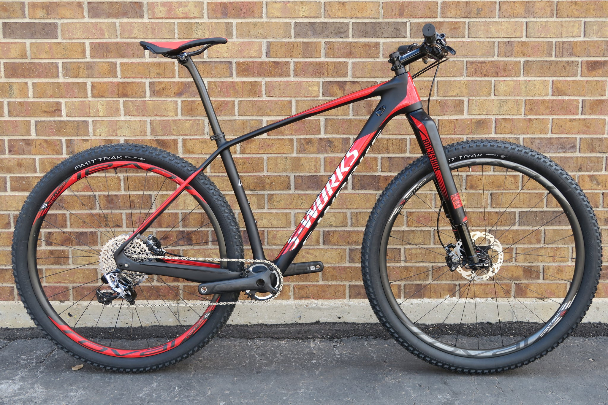 2016 S-WORKS STUMPJUMPER WORLD CUP 29""
