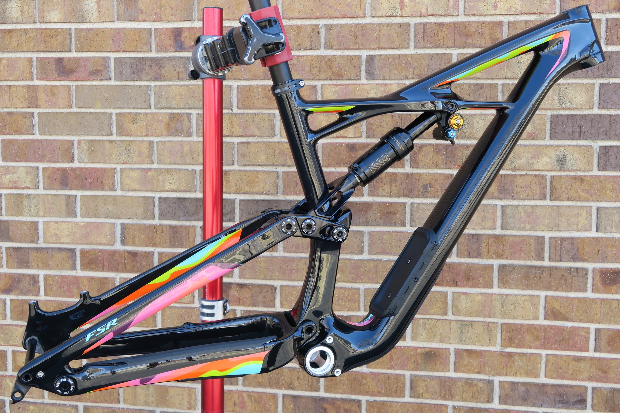 2017 SPECIALIZED S-WORKS ENDURO 650B CARBON FRAME M