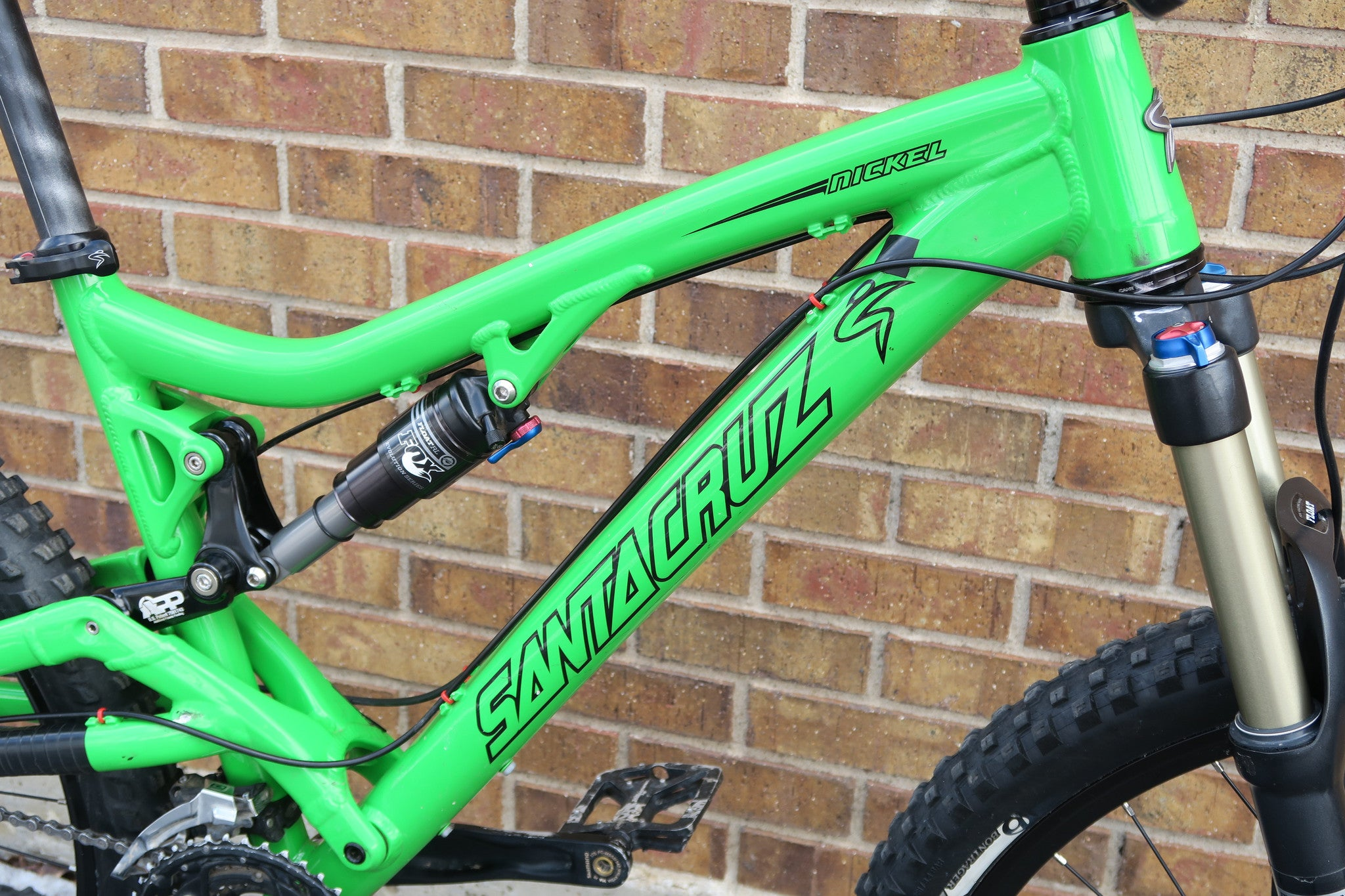 2012 SANTA CRUZ NICKEL 26