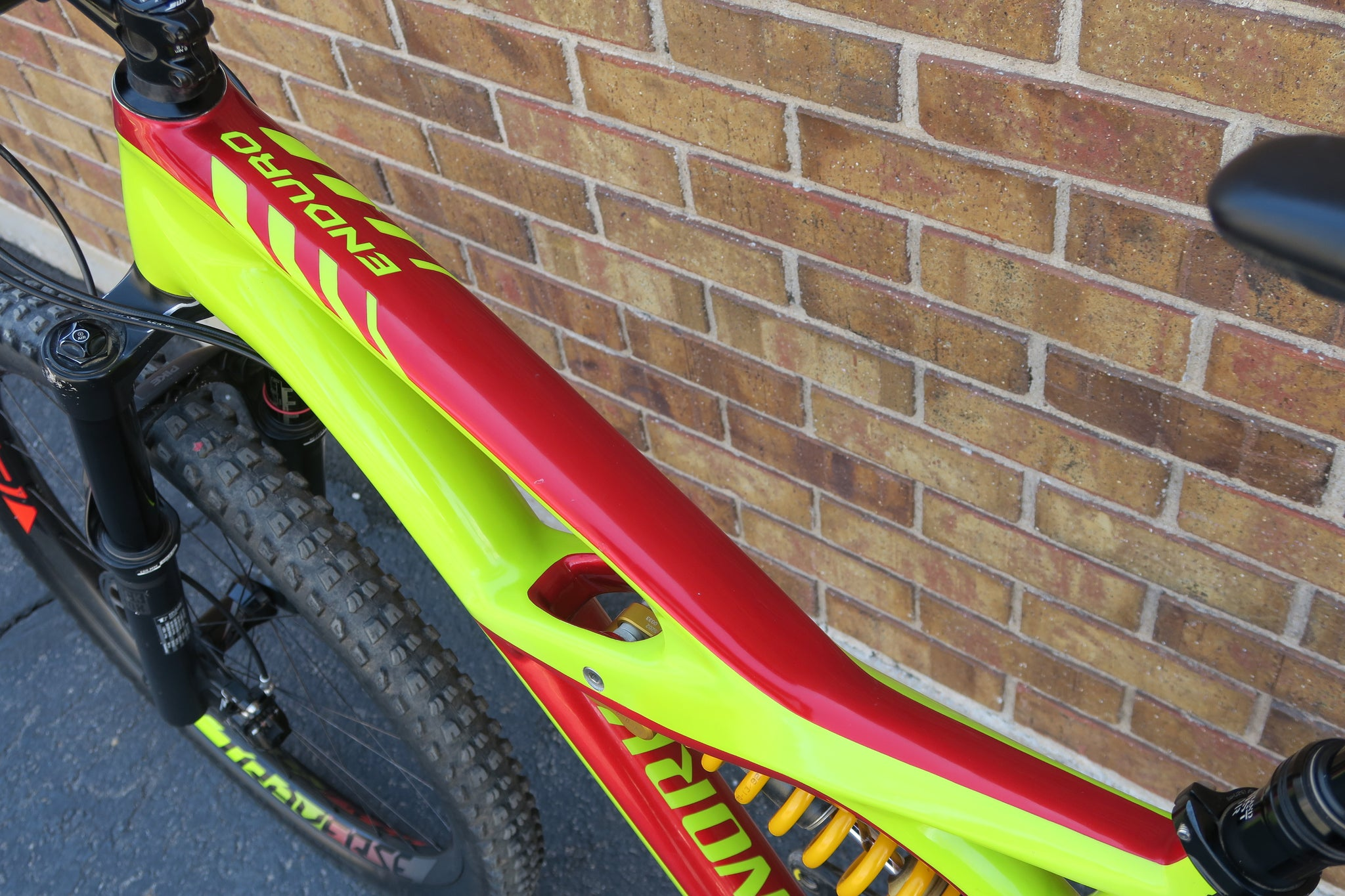"2015 S-WORKS ENDURO 650B CARBON 27.5"" M"