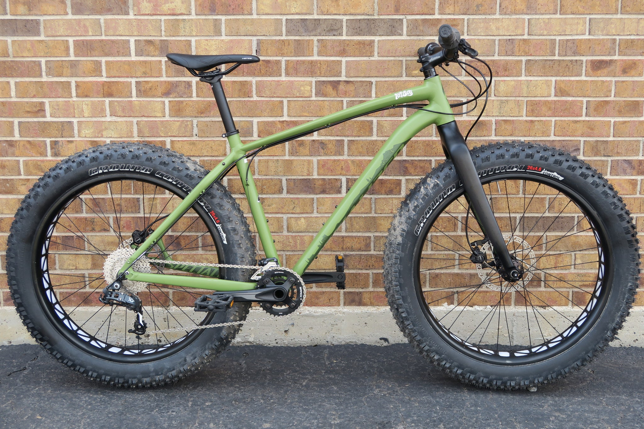 2015 SPECIALIZED FATBOY