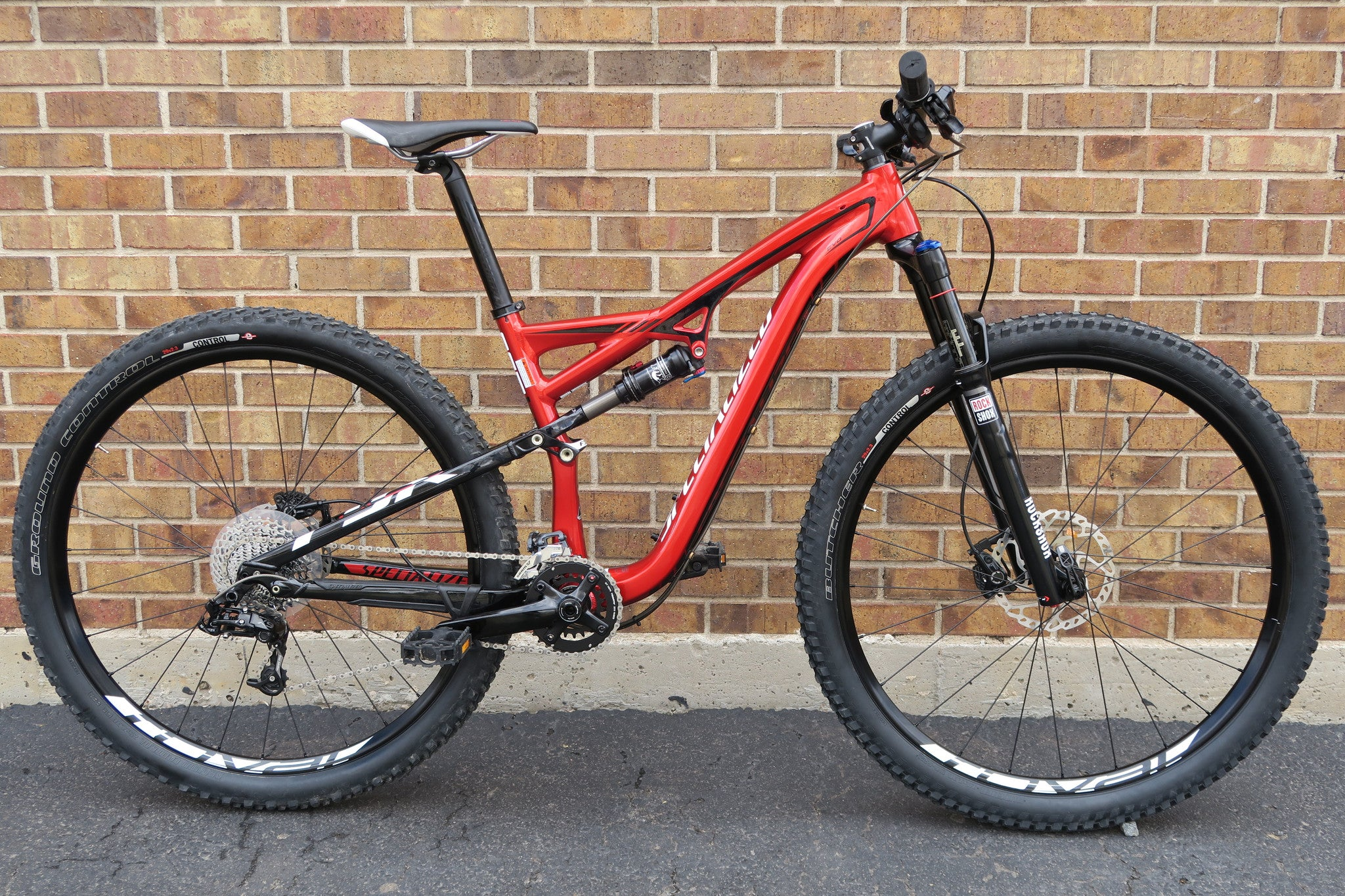 2015 SPECIALIZED CAMBER EVO 29