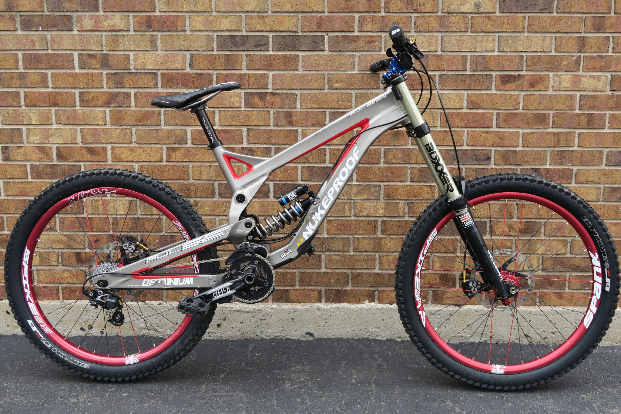 2014 NUKEPROOF PULSE DH COMP 26