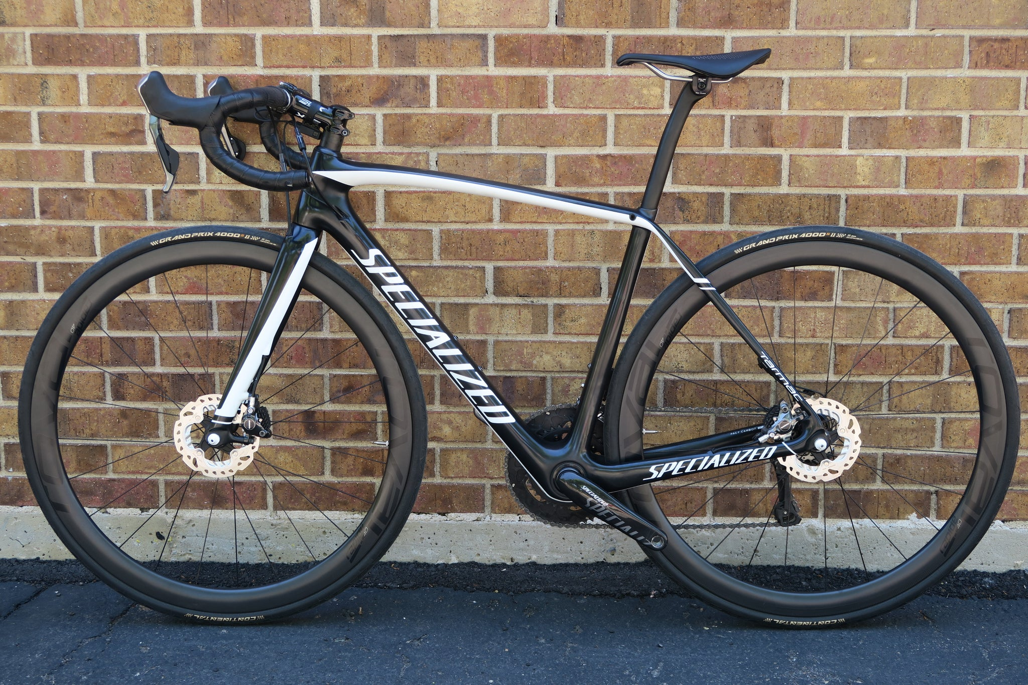 2015 SPECIALIZED TARMAC PRO DISC RACE SHIMANO UDi2 CARBON