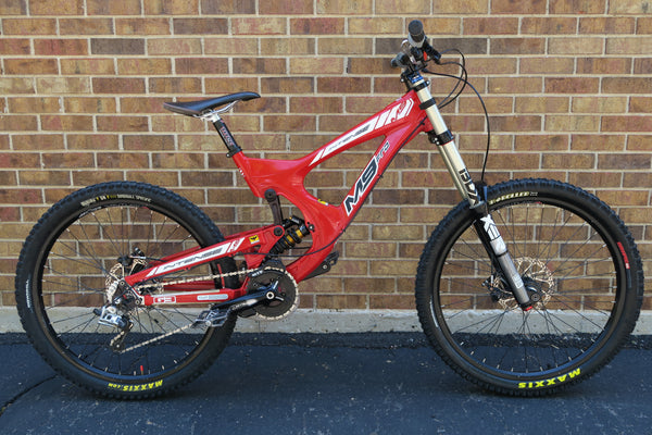 2012 INTENSE M9 FRO RED 26""