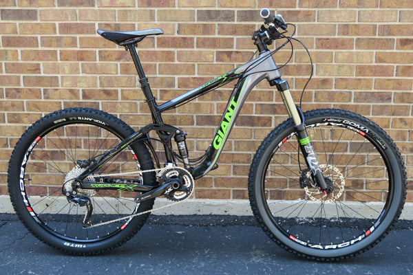 2013 GIANT TRANCE X1 26""