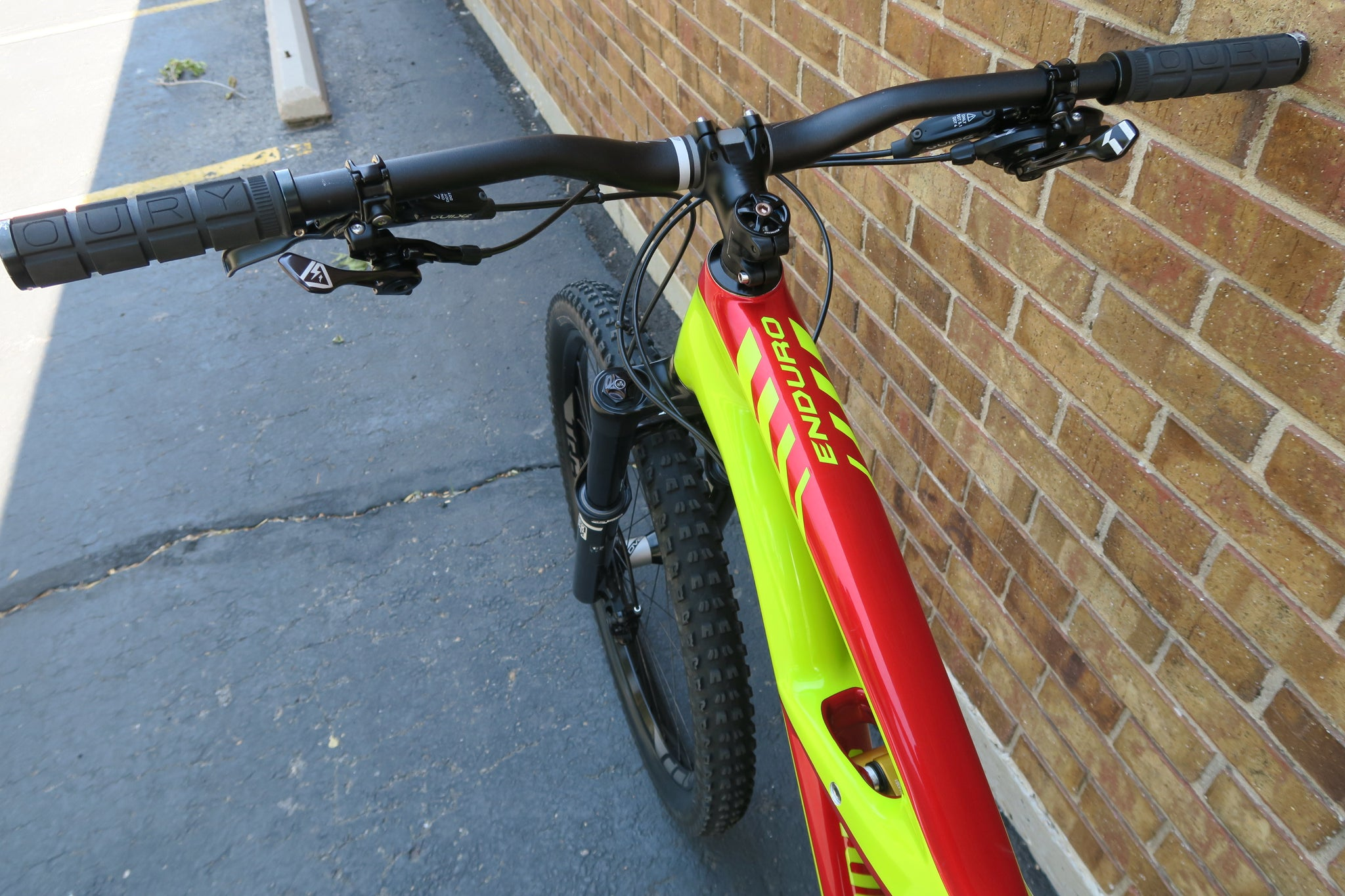 2015 S-WORKS ENDURO CARBON 650B 27.5""