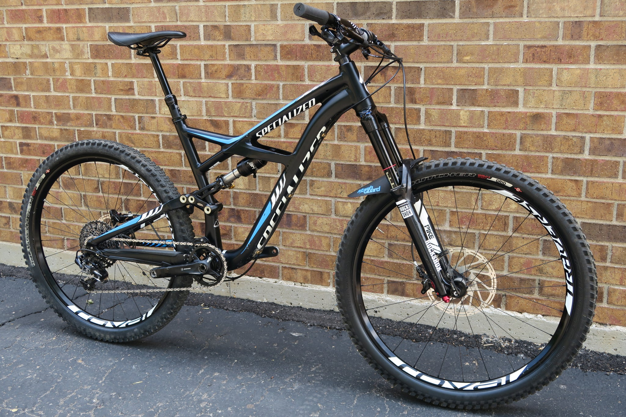 2015 SPECIALIZED ENDURO ELITE 27.5""