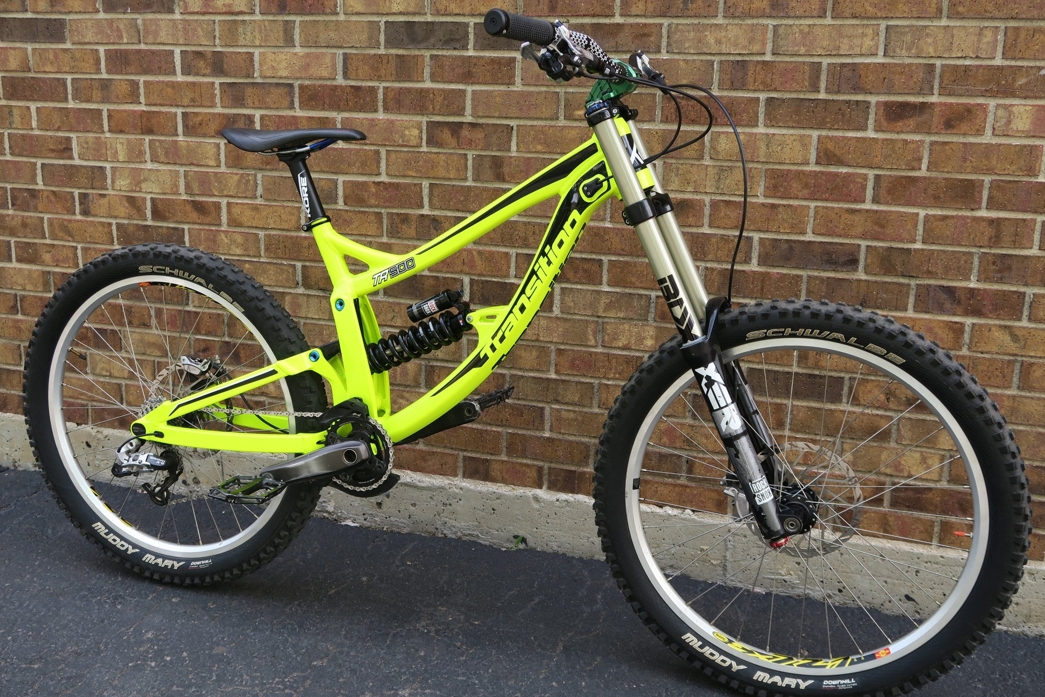 2015 TRANSITION TR500 DH