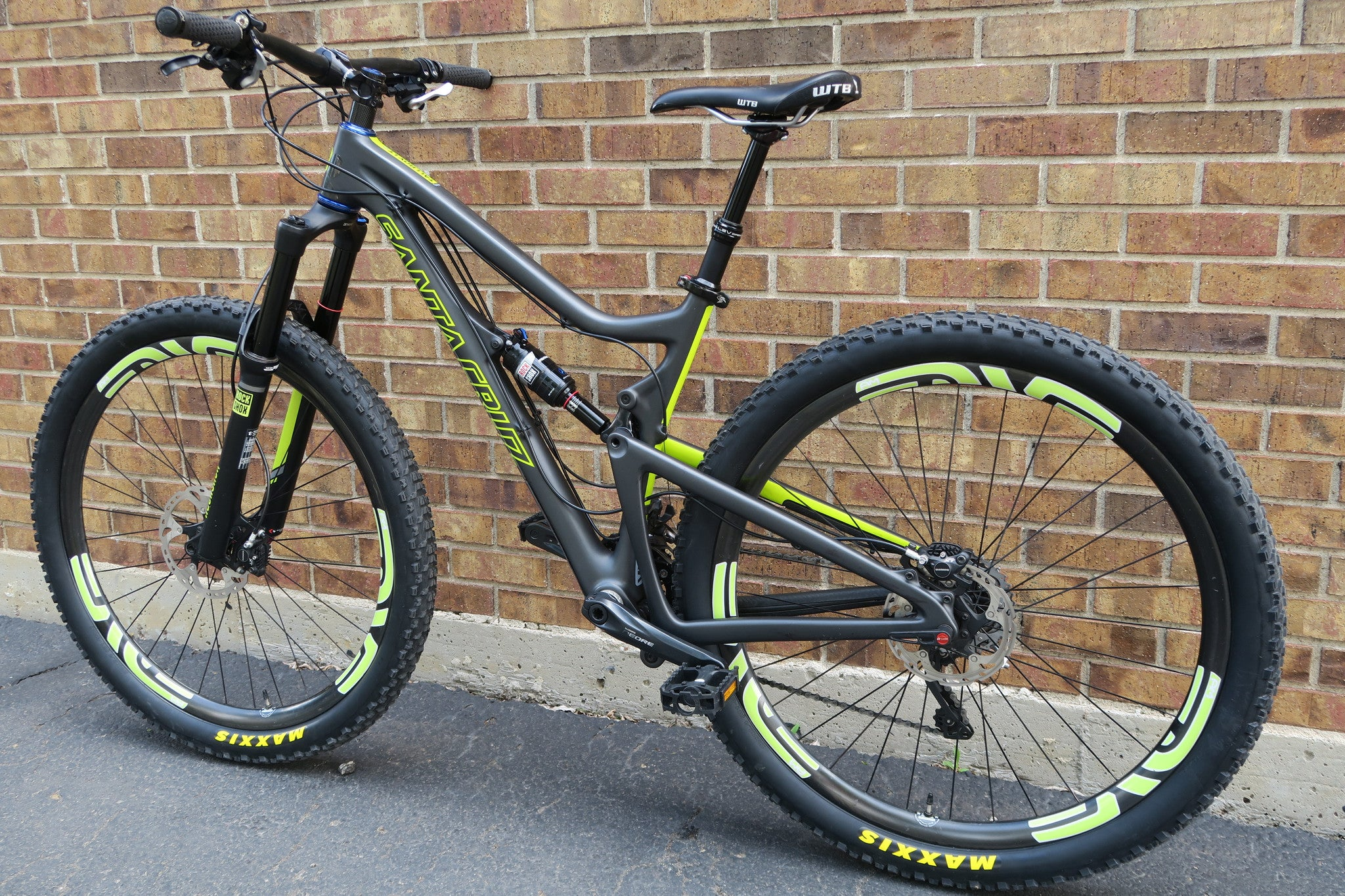 2015 SANTA CRUZ TALLBOY LTC CARBON 29