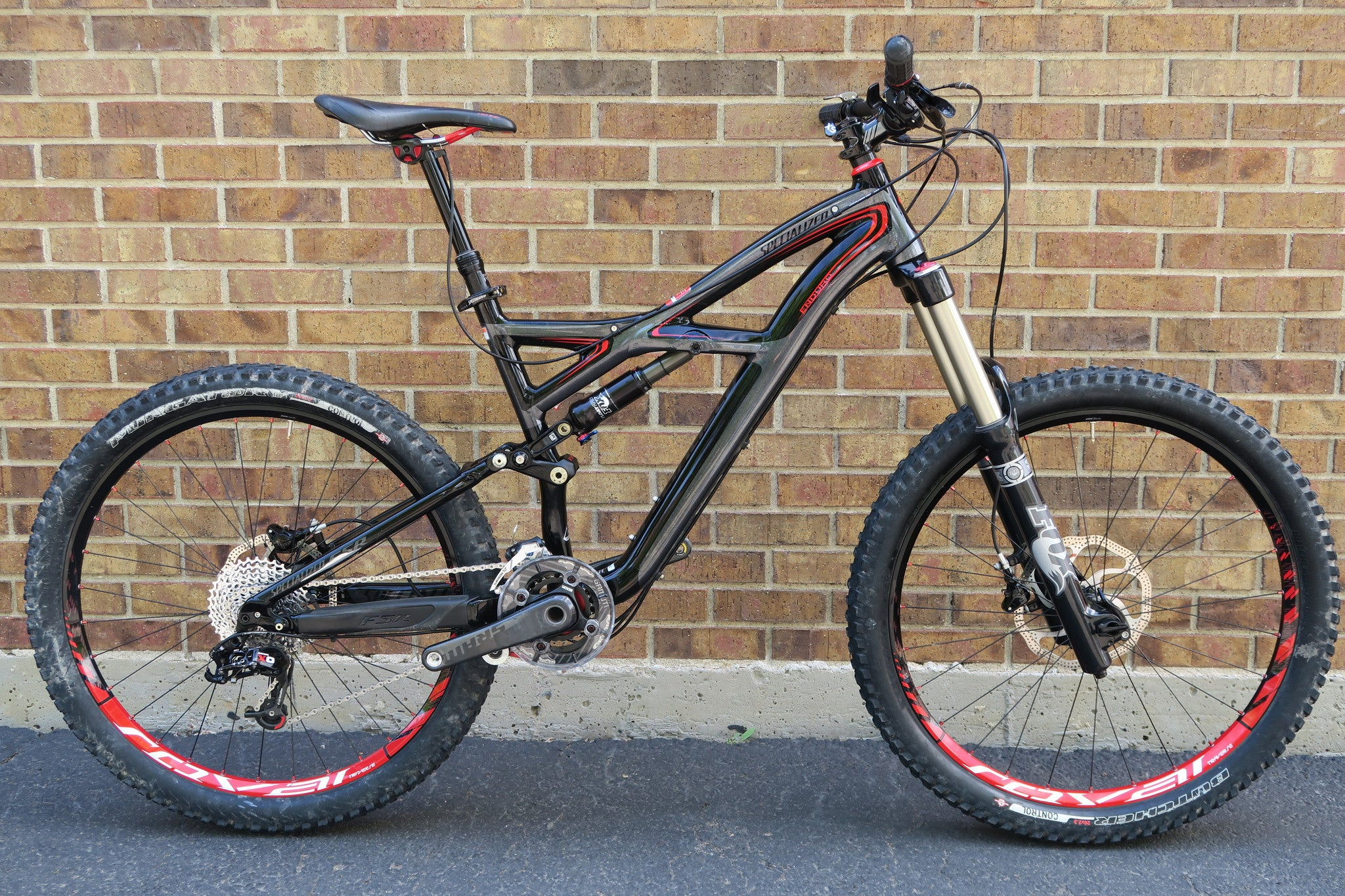 Enduro >> 2012 SPECIALIZED ENDURO EXPERT EVO 26 – Altitude Bicycles