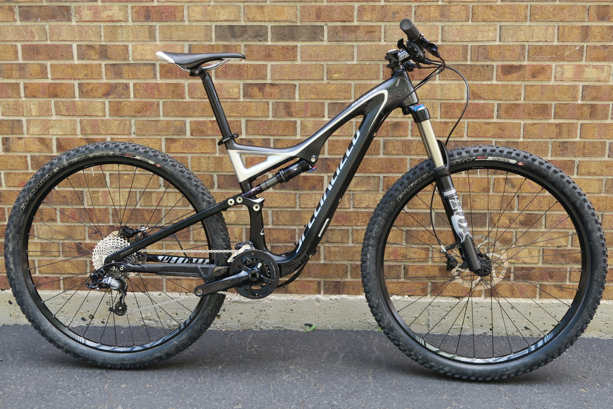 2012 SPECIALIZED STUMPJUMPER COMP CARBON 29