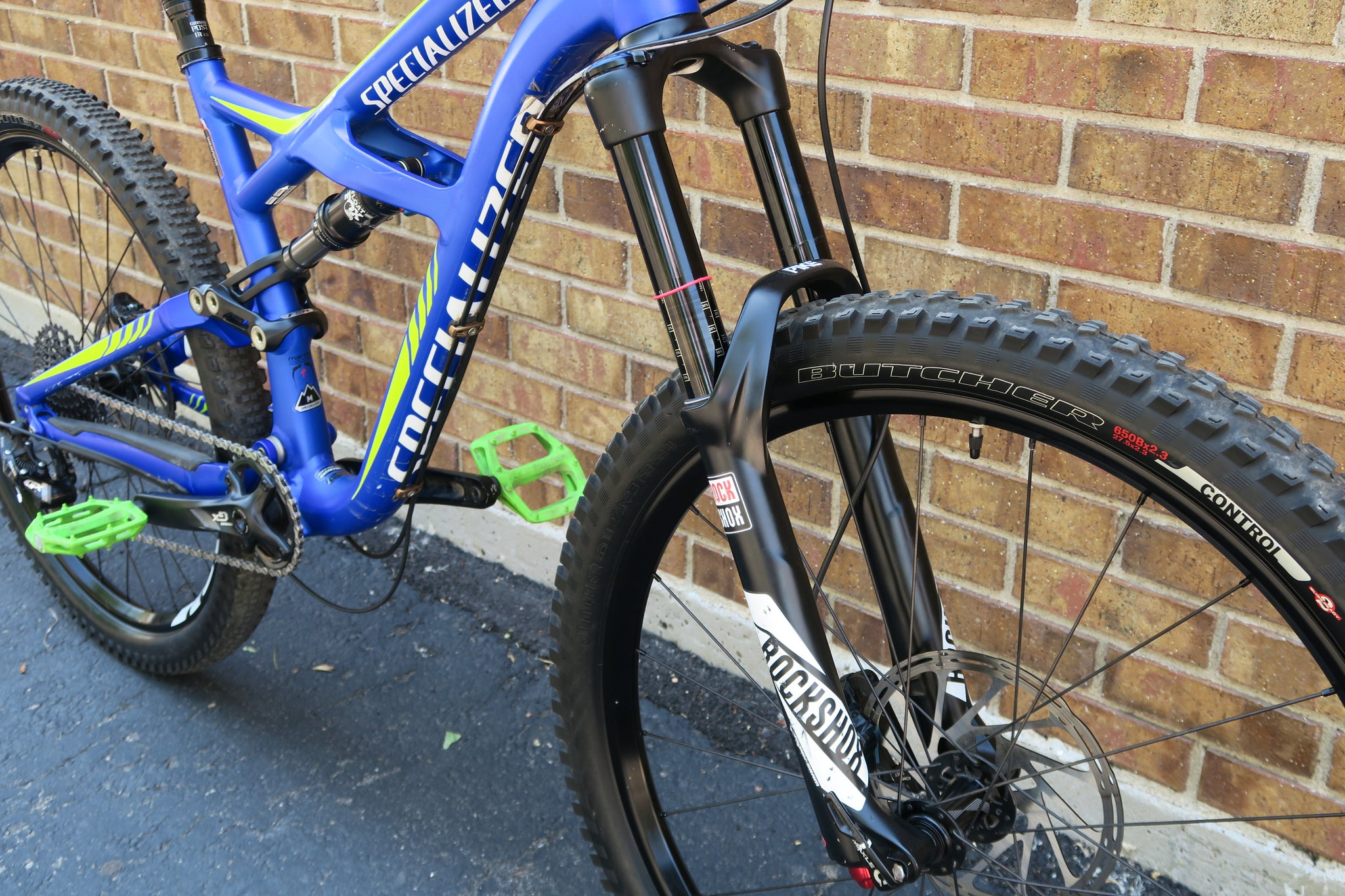 2016 SPECIALIZED ENDURO COMP 27.5""