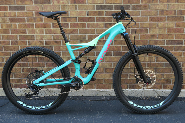 2018 SPECIALIZED STUMPJUMPER EXPERT CARBON 27.5""