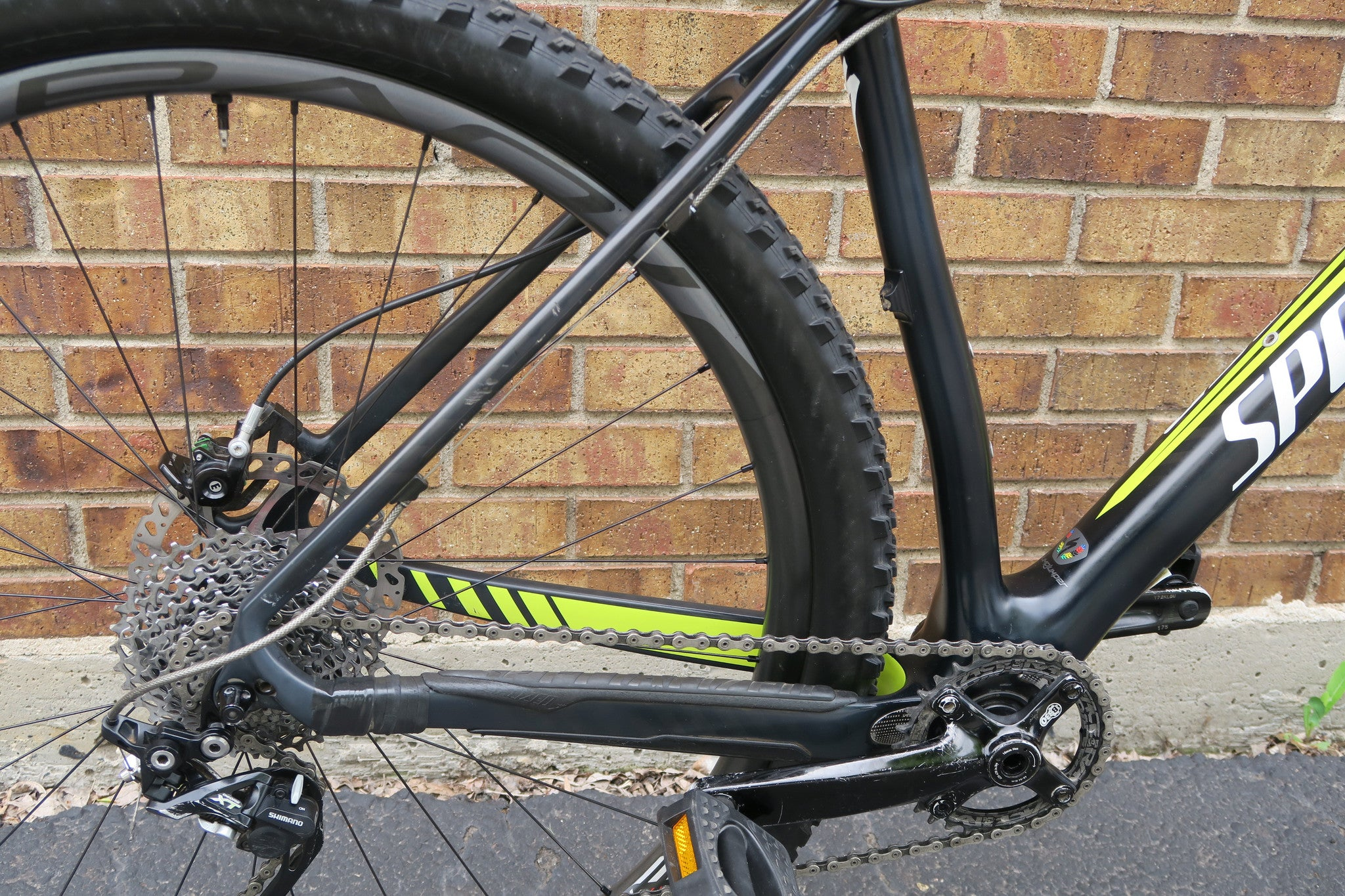 2013 SPECIALIZED STUMPJUMPER COMP CARBON HT 29 – Altitude Bicycles