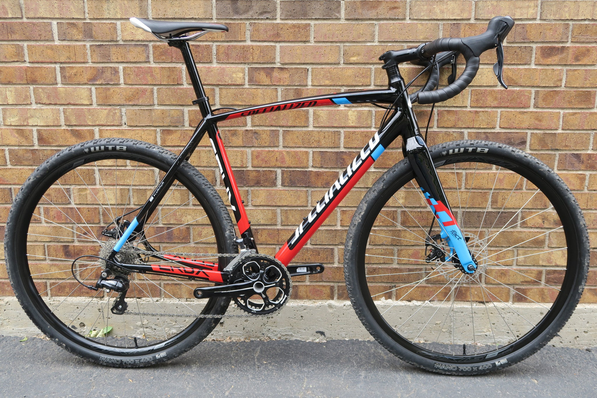 2015 SPECIALIZED CRUX E5