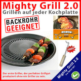 Mighy Grill 2.0 - der Herdplatten Grill - tv-original - 3