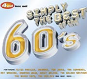 Simply the best of the 60s - tv-original