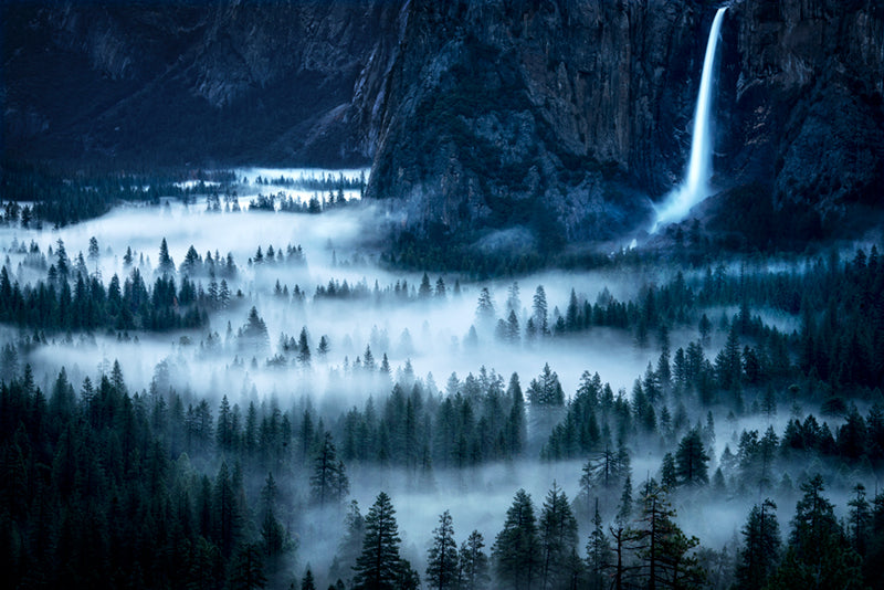 Haunted Hikes Yosemite
