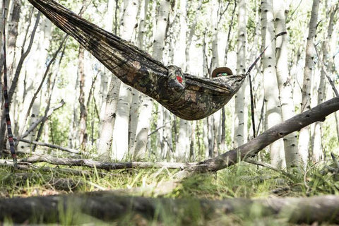 mossy oak break-up country double hammock