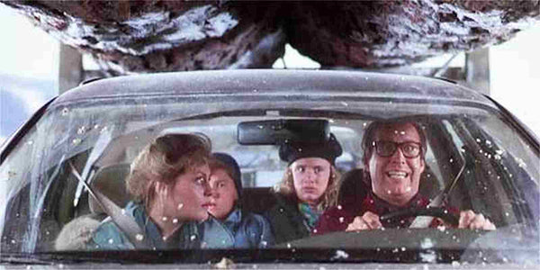 family road trip, movie scene