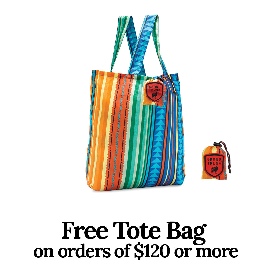 Grand Trunk Holiday Gifts! Free Tote Bag