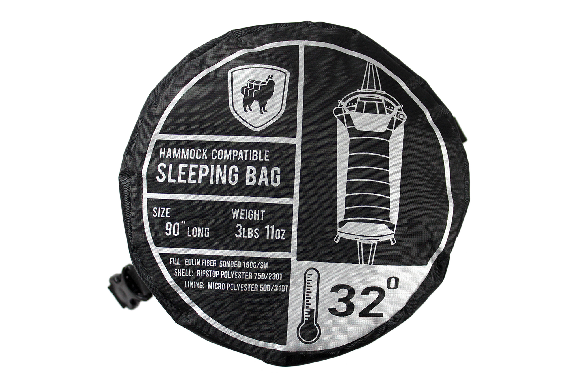 Hammock Compatible Sleeping Bag