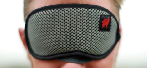 Blackout Travel Eyemask