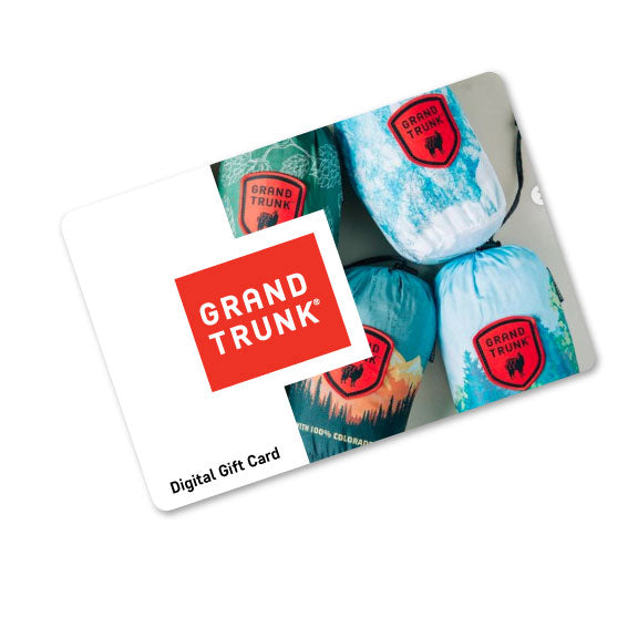 Grand Trunk Gift Card (Digital)
